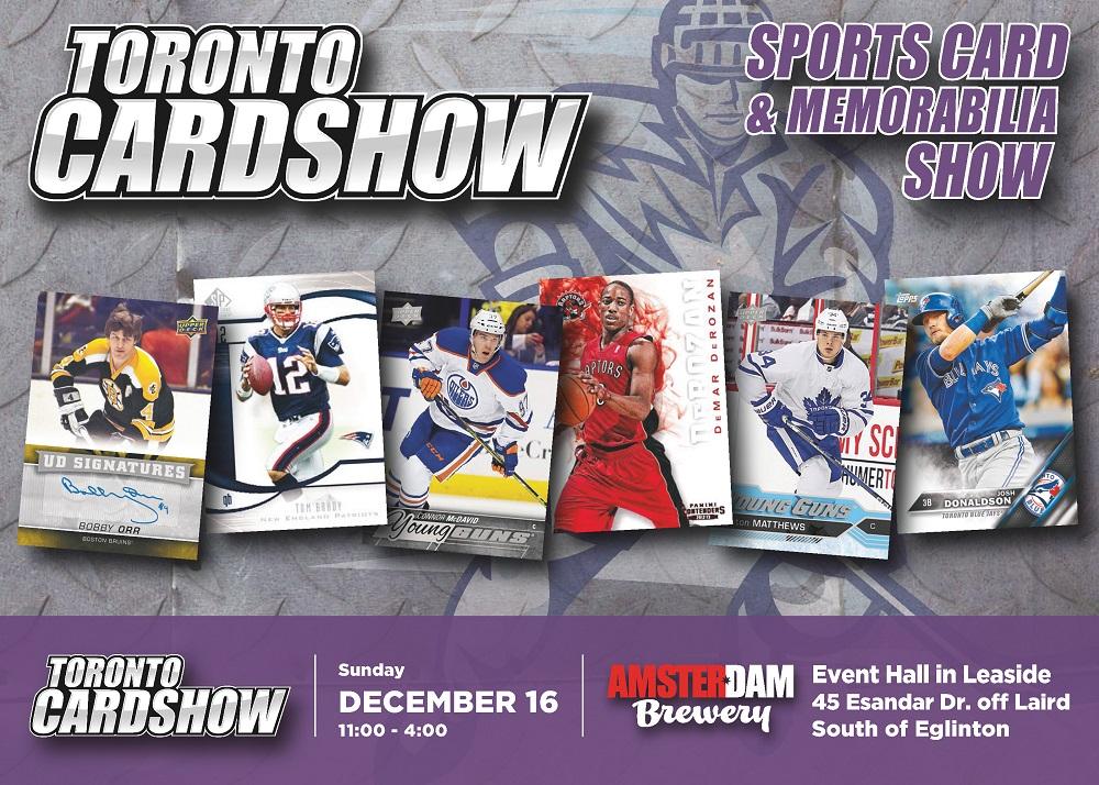 Toronto Card Show